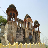 Barsana Places to See