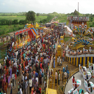Tarnetar Mela Travel