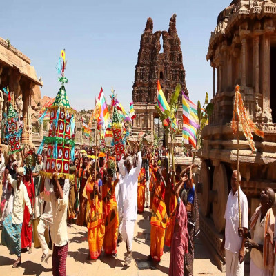 Hampi Festival Place to visit
