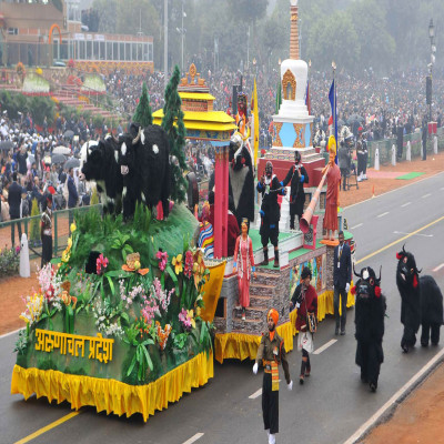 Republic Day Sight Seeing Tour