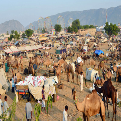 Pushkar Fair Places to See
