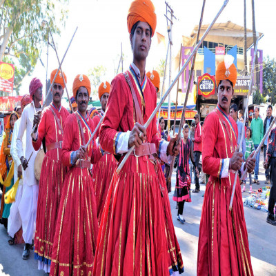 Winter Festival Mount Abu Places to See