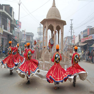 Winter Festival Mount Abu Travel