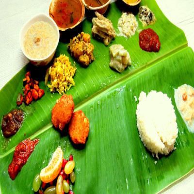 Tamil New Year Food