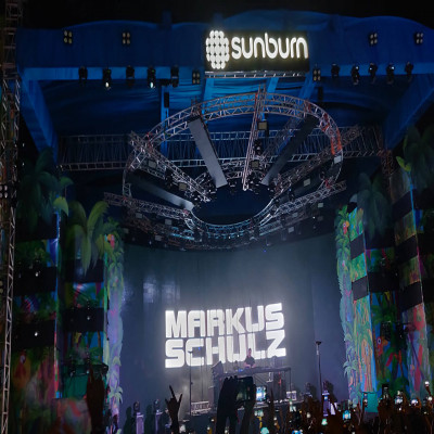 Sunburn Festival Tours