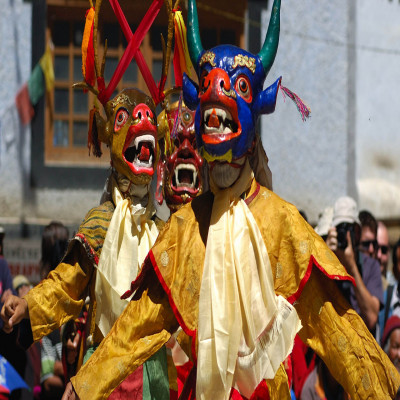 Ladakh Festival Places to See