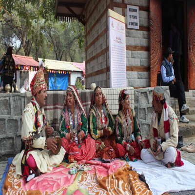 Surajkund Crafts Mela Attractions
