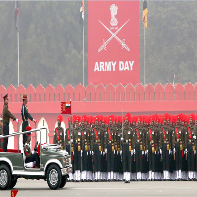 Army Day Tours