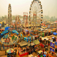 Tarnetar_Mela_Attractions