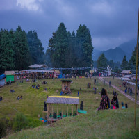 Ziro Music Festival Package Tour