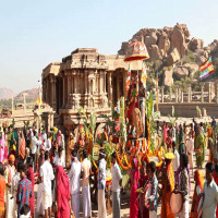 Hampi Festival Places to See