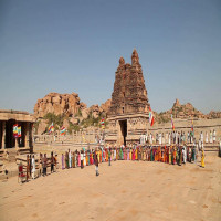 Hampi Festival Sight Seeing Tour