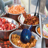 Street Food Fest Travel Plan