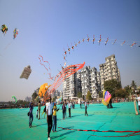 International Kite Festival Place to visit