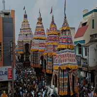 Mahamaham Festival Sight Seeing Tour