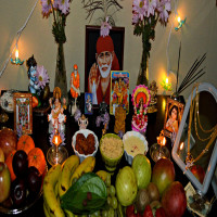 Tamil New Year Pooja