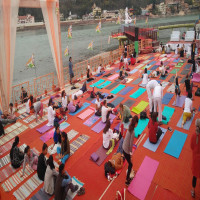International Yoga Festival Place to visit