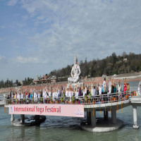 International Yoga Festival Trip