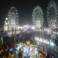 Uttarayani Fair Travel