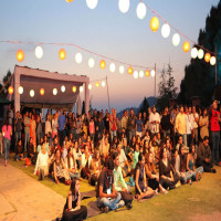Kasauli Rhythm and Blues Festival Sight Seeing Tour