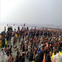 Magh Mela Place to visit