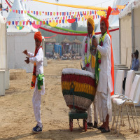 Surajkund Crafts Mela Places to See