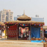 Surajkund Crafts Mela Sightseeing