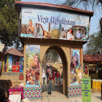 Surajkund Crafts Mela Travel