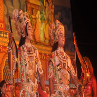Ramnagar Ramlila  Places to See