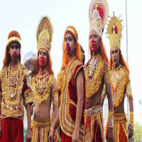 Ramnagar Ramlila  Travel