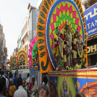 Tirupati Festival Places to See