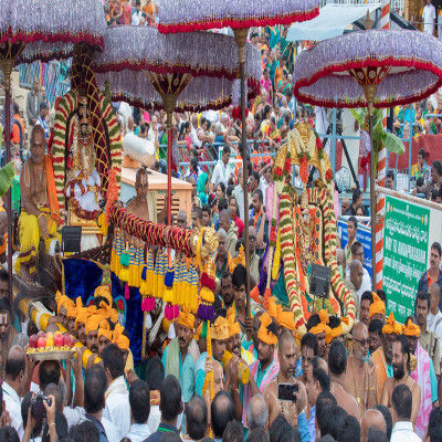 Tirupati Festival Travel Attractions