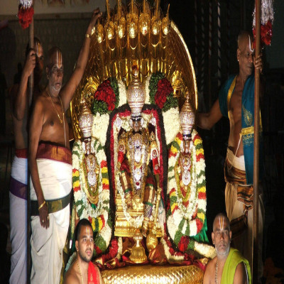 Tirupati Festival Travel Plan