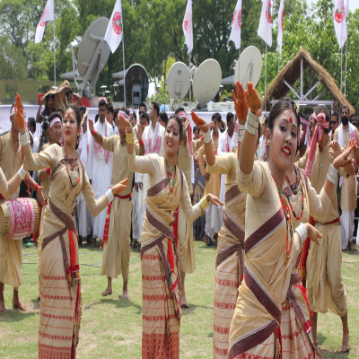 Rongali Bihu Place to visit
