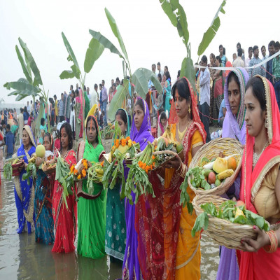 Chhath Puja Place to visit