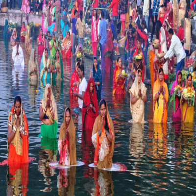 Chhath Puja Sight Seeing Tour