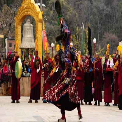Losar Celebrations Travel