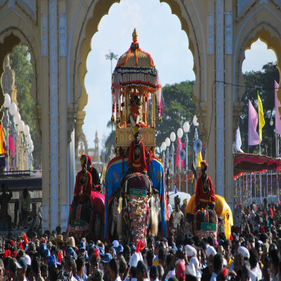 Mysore_Dussehra_Attractions