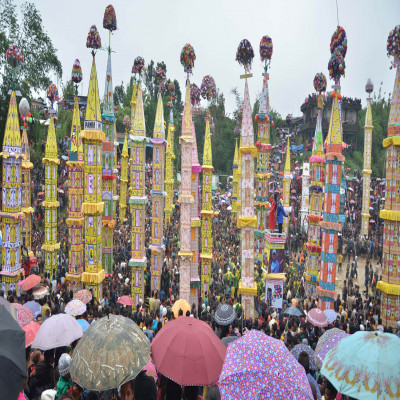 Behdienkhlam Festival Travel Plan