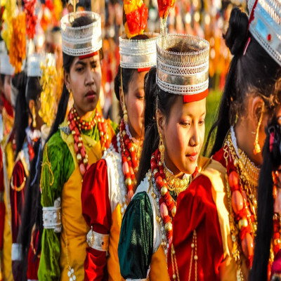 Nongkrem Dance Travel Plan