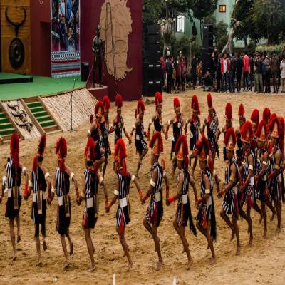 Hornbill Festival Places to See