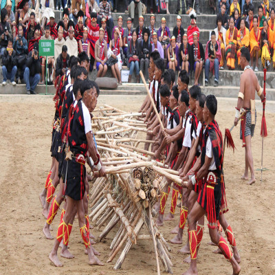 Hornbill Festival Sight Seeing Tour