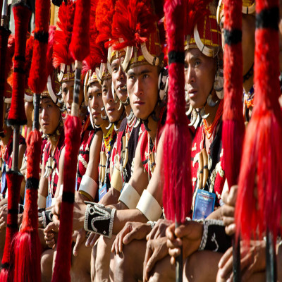 Hornbill Festival Travel Plan