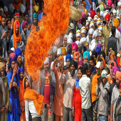 Hola Mohalla Place to visit