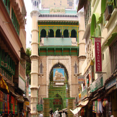 Ajmer Sharif Travel Plan