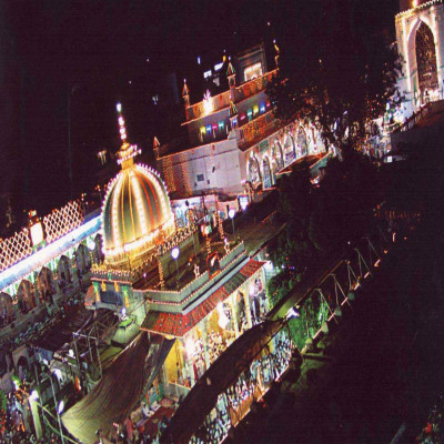 Ajmer Sharif Travel