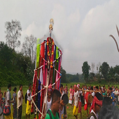 Garia Puja Place to visit