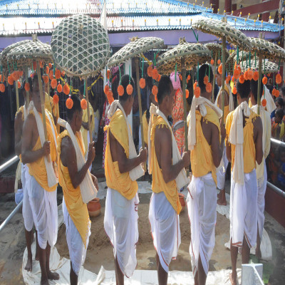 kharchi puja Travel Plan