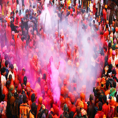 Barsana Holi Package Tour