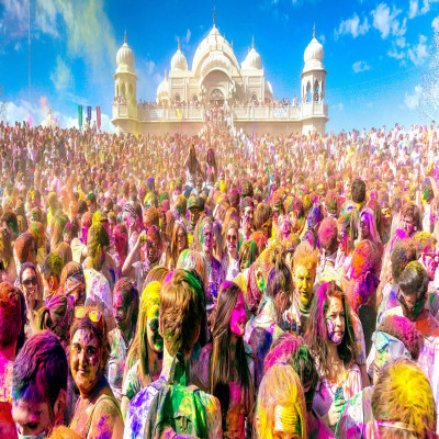 Barsana Holi Place to visit